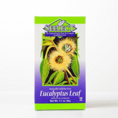 Eucalyptus Leaf Tea, Premium Loose
