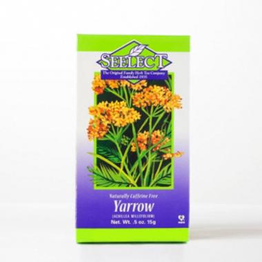 Yarrow Tea, Premium Loose