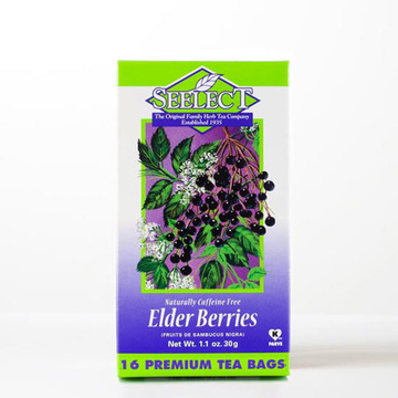 Elderberry Tea