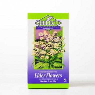 Elderflower Tea, Premium Loose