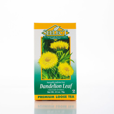 Dandelion Tea, Premium Loose Leaf