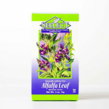 Alfalfa Leaf Tea, Premium Loose