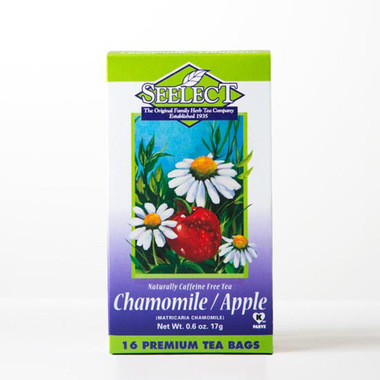Apple Chamomile Tea