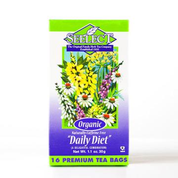 Daily Diet Tea, Organic