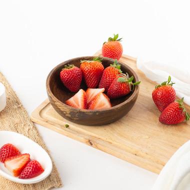 Strawberry Syrup (Sugar Free, Powdered)