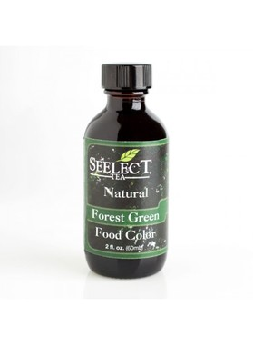 Natural Forest Green Food Coloring