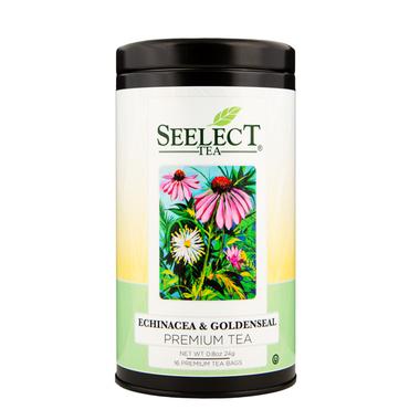 Echinacea and Goldenseal Tea