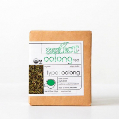 Oolong Fannings Green Tea Loose Leaf, Estate Grown
