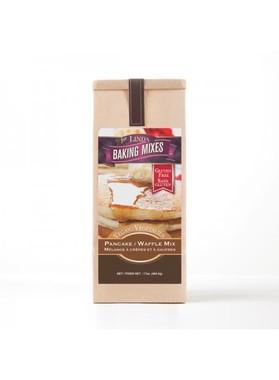 Pancake Waffle Mix Gluten Free, Natural