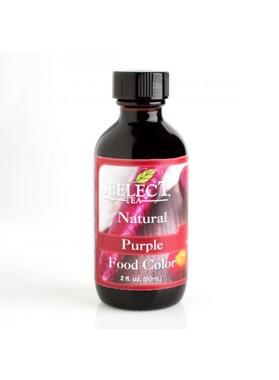 Natural Purple Food Coloring
