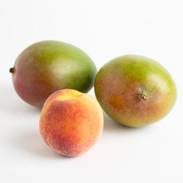 Peach Mango Syrup, Organic