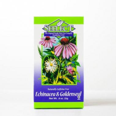 Echinacea and Goldenseal Tea, Premium Loose