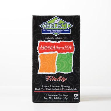 Vitality Tea - Aromatheratea