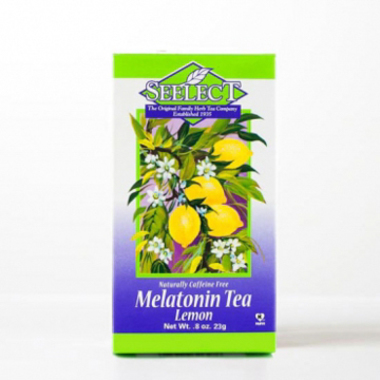 Melatonin Tea - Lemon, Premium Loose