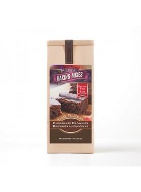 Natural Gluten Free Brownie Baking Mix