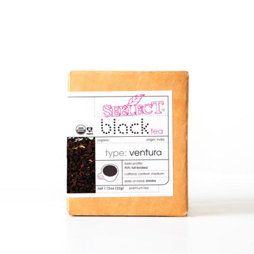 Ventura Black Tea, Estate Grown