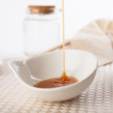Organic Caramel Coffee Syrup