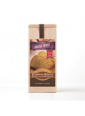 Natural Gluten Free Pumpkin Bread Mix