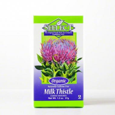 Milk Thistle Tea, Premium Loose Organic