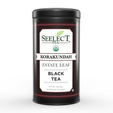 Korakundah Black Tea, Estate Grown