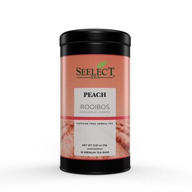 Peach Rooibos Tea (16 bags)