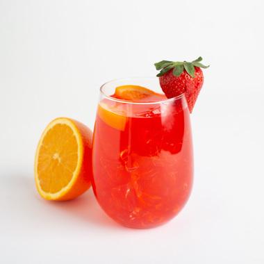 Tropical Fruit Punch Italian Soda Syrup