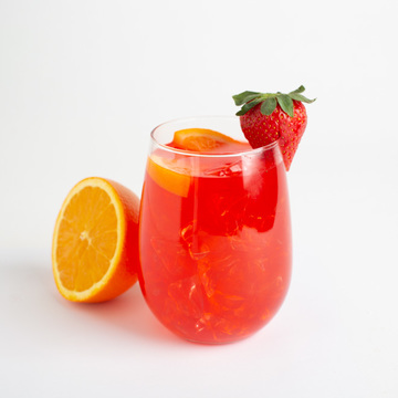 Tropical Fruit Punch Italian Soda Syrup