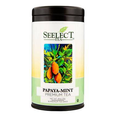 Papaya Leaf Mint Tea