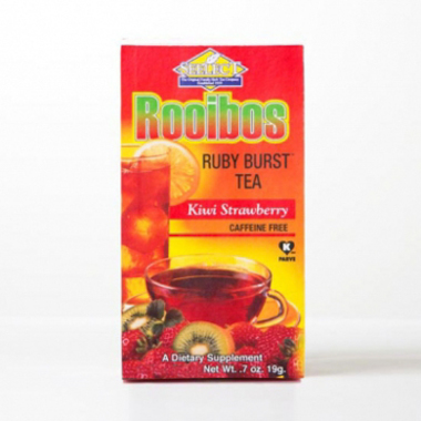 Kiwi Strawberry Rooibos Tea Loose Leaf