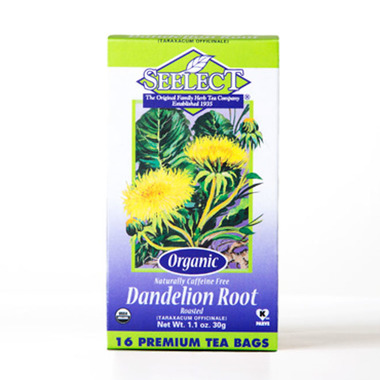 Dandelion Root Roasted Tea, Organic