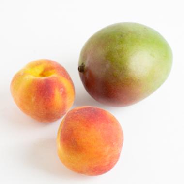 Peach Mango Syrup
