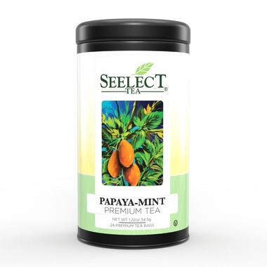 Papaya Leaf Mint Tea (16 bags)