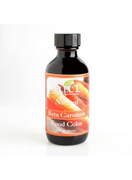 Natural Orange Beta Carotene Food Coloring
